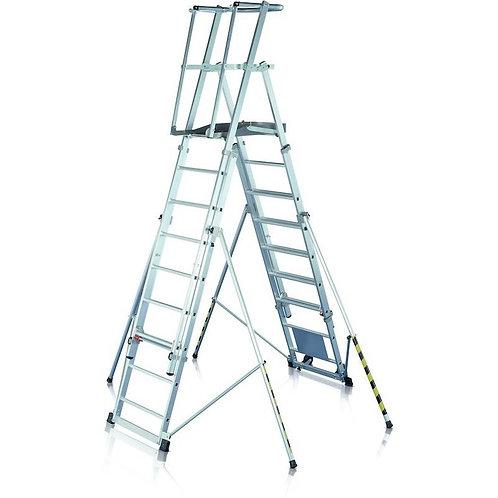 Telemaster Телескопическая лестница-платформа ЦАП 12 ступеней