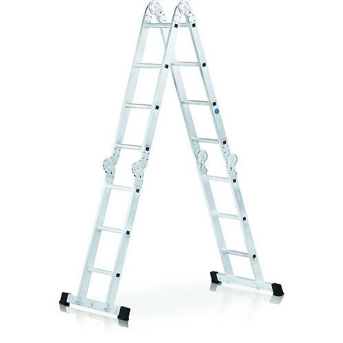 """Многофункциональная лестница """"Multitec M"""" 4,74м/2,41м"""
