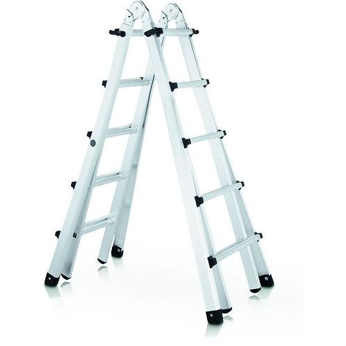 """Многофункциональная лестница """"Variotec V"""" 5 ступени"""