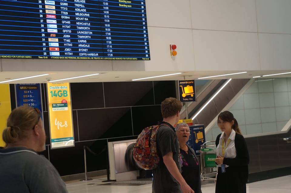 Airport Intern