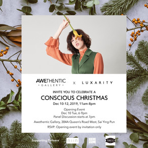 Awethentic Gallery x LUXARITY