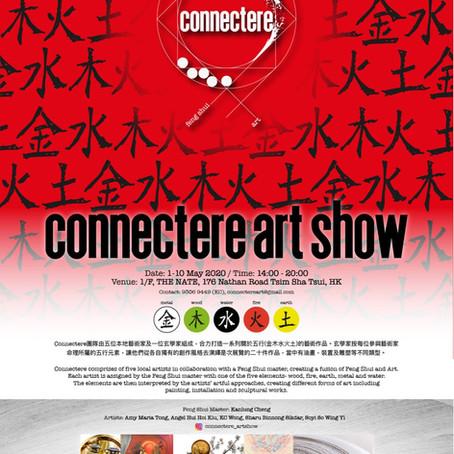 Connectere art show