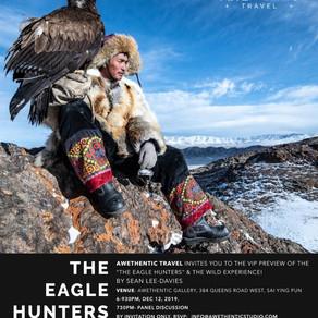 THE EAGLE HUNTERS