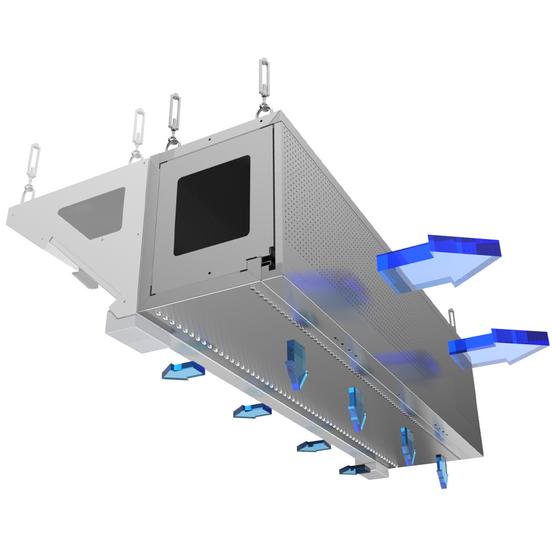 HCAH - Horizontal Supply Air Module