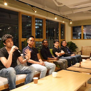 Starting Up in Hong Kong Panel
