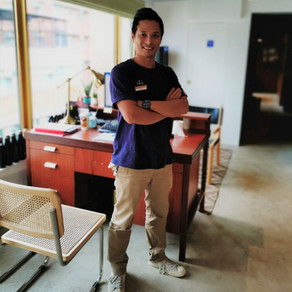 Behind-the-scenes: JASON KWOK, The Nate Property Manager