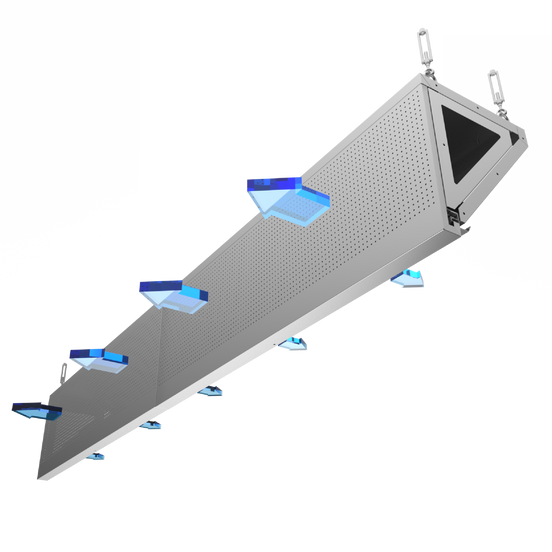HCH – Horizontal Supply Air Module