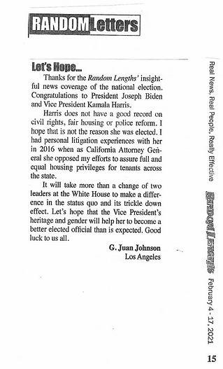 2021-2-4 Published RL Letter to Editor.j
