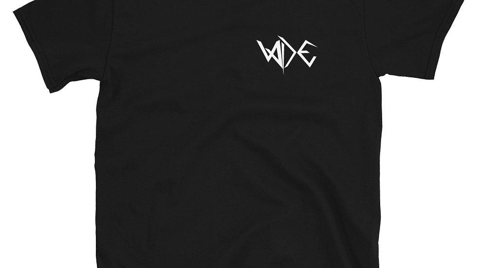 DJ Vaide Black Unisex T-Shirt