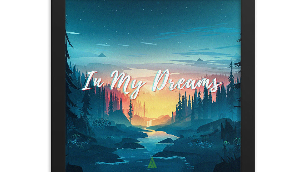 Skiller - In My Dreams Framed Poster
