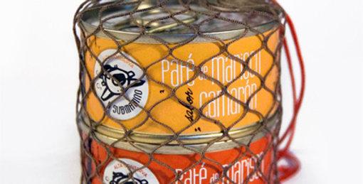 """Pack """"Nosa Ría"""" Centollo/Camarón"""