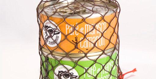 """Pack """"Nosa Ría"""" Nécora/Camarón"""