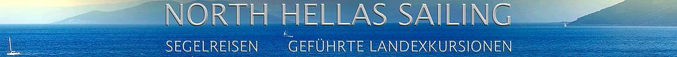 Logo von North Hellas Sailing Mitsegeln in Griechenland