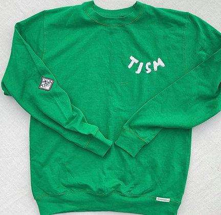Club Training Sweatshirt In Green