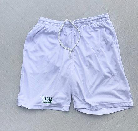 TJSM FC White Shorts