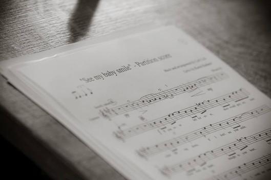 Partition score recording 2