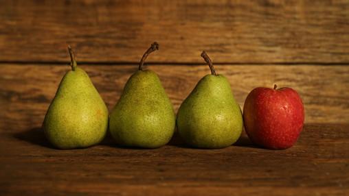 Was haben Äpfel & Birnen mit Autos zu tun?