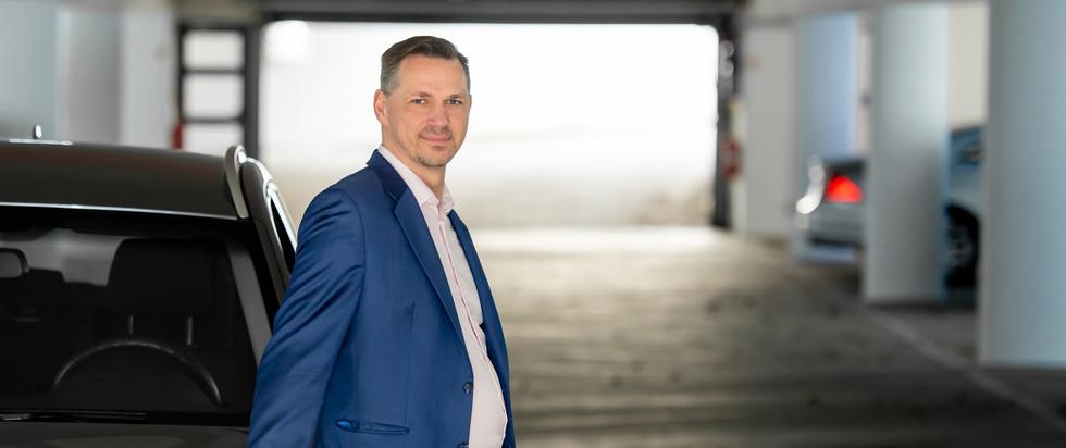 André Glembotzki, Ihr Berater für den Neuwagenkauf, UNIQCAR Hamburg