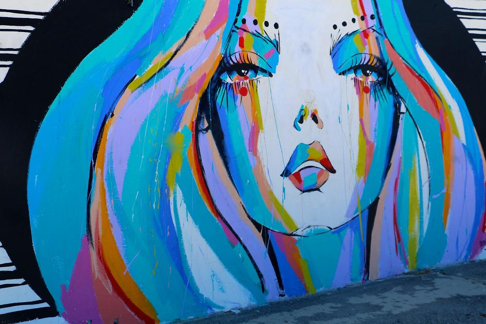 Bondi Graffiti Wall