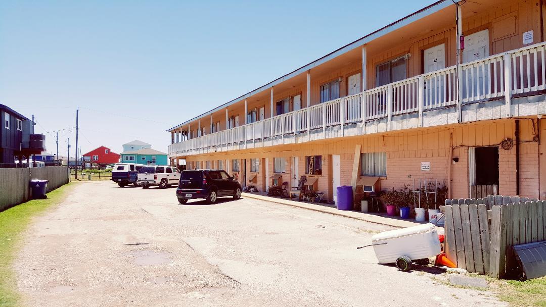 motel back