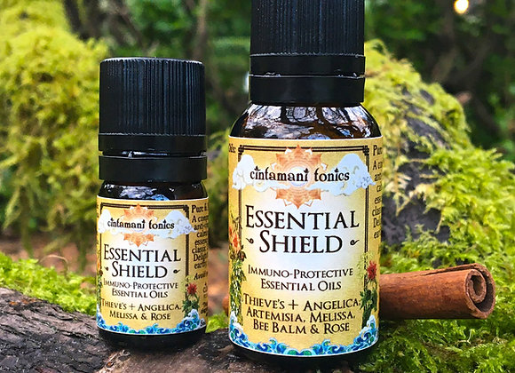 Essential Shield ~ Thieves Oil Blend