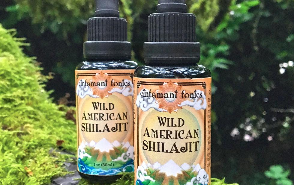 Wild American Shilajit Solution