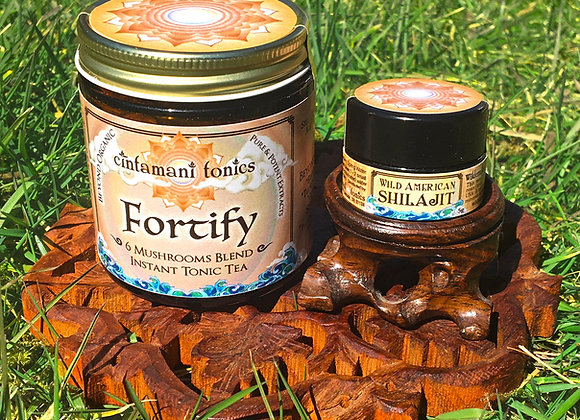 50g Fortify + 5g Shilajit