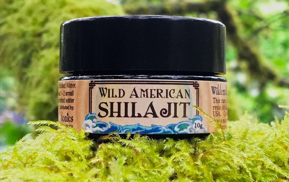 Wild American Shilajit Mineral Resin