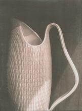 Midcentury modern vase design