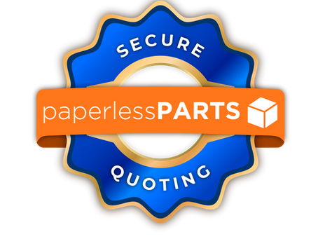 Better Quotes with Paperless Parts!