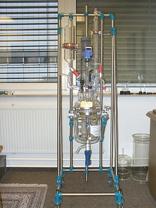 Custom made Glass Reactor 250-50000 ml