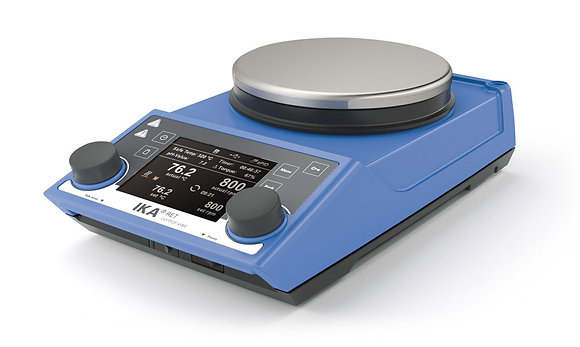 Magnetic stirrer Hot plate RET control Visc up to 20 Liters, 340°C