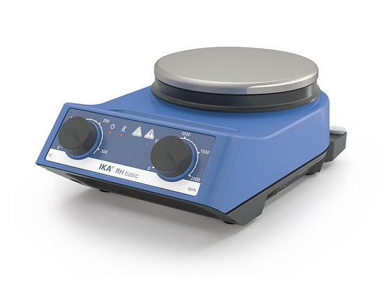 Magnetic stirrer Hot plate RH up to 15 Liters, 320°C
