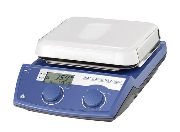Magnetic stirrer Hot plate C-Mag HS Digital up to 500°C