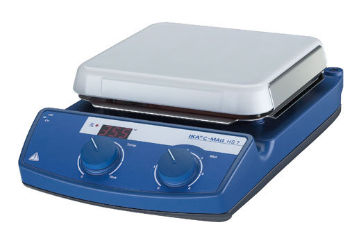 Magnetic stirrer Hot plate C-Mag HS up to 500°C