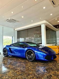 Lamborghini Gallardo LP 520-2