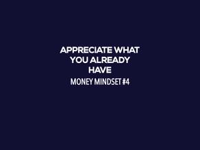 MONEY MINDSET #4