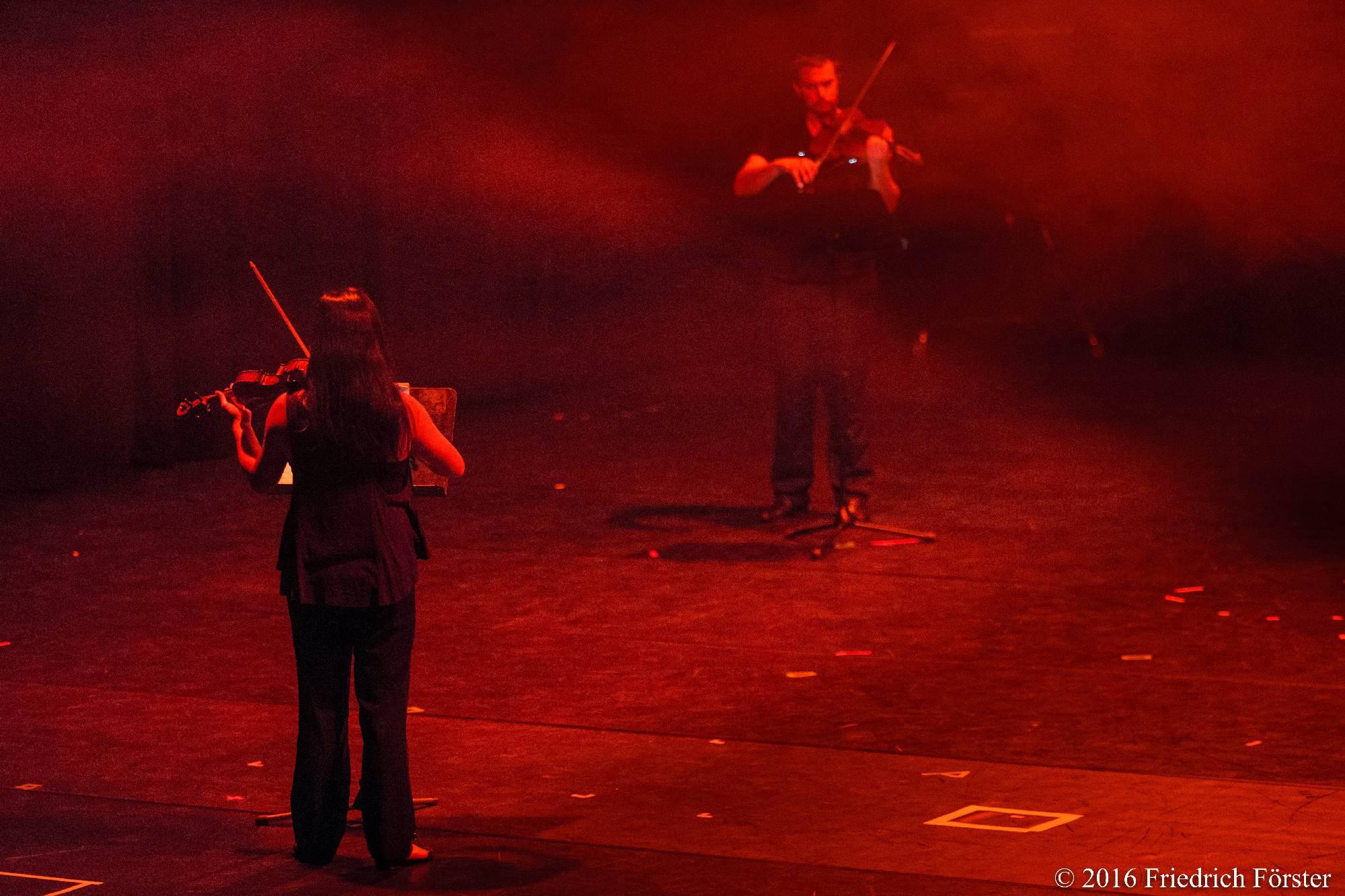 Aperghis String Trio
