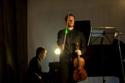 Duo with Vitaliy Kyianytsia