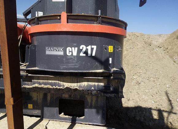Sandvik CV217