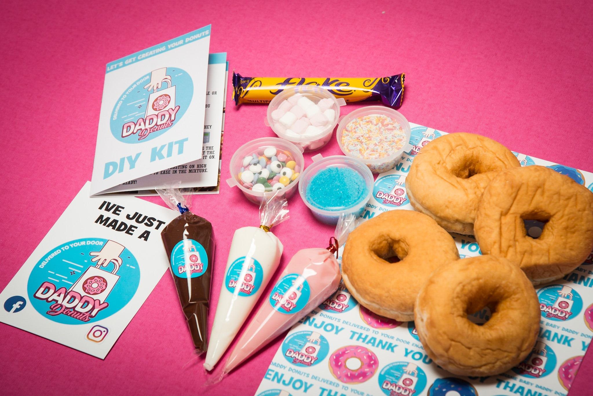 doughnuts delivered to your door