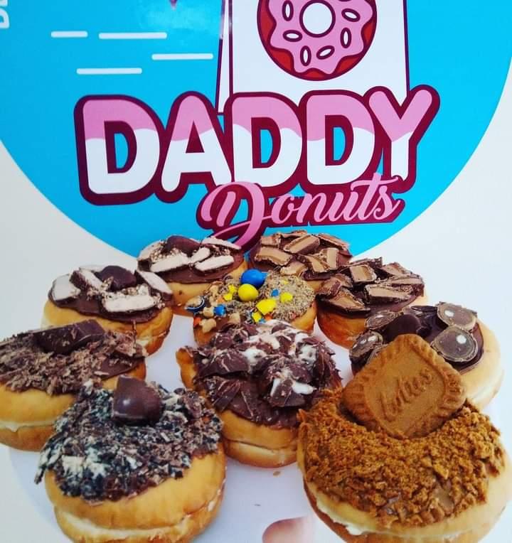 daddy donuts of Norfolk