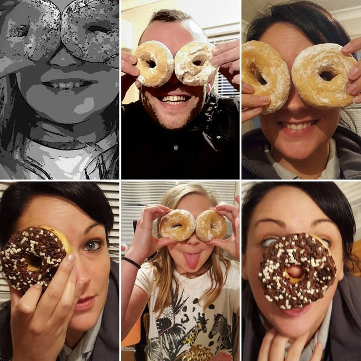 daddy donuts Norfolk are simply the best