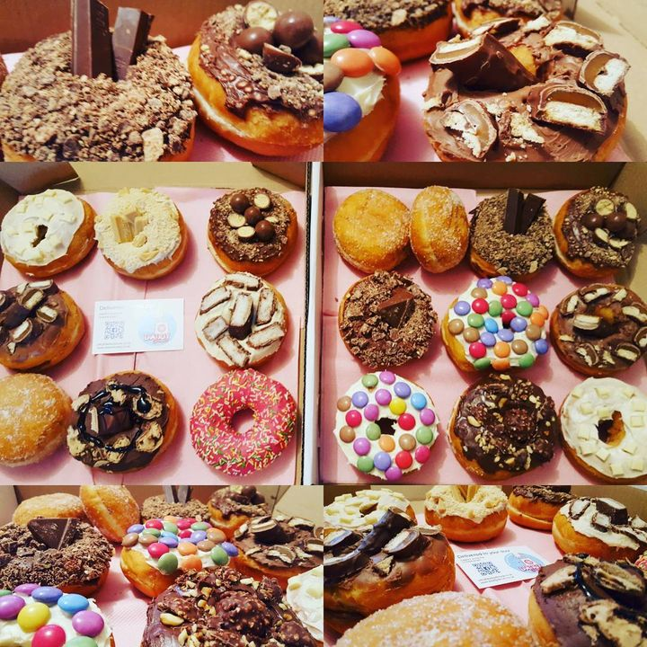 Daddy donuts delivered to your door UK
