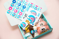 Diy doughnuts by daddy donuts contents o
