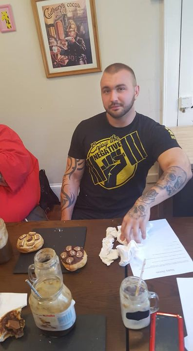 donut man v food norwich norfolk