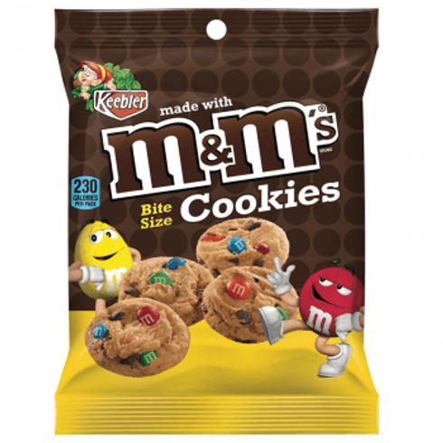 Keebler M&M's Cookies