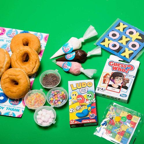 Family FUN Activities  DIY Donut Kit
