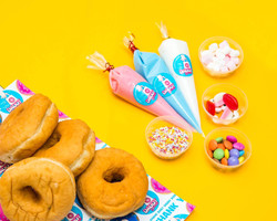 daddy donuts diy donut box uk delivery