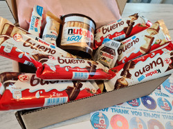 bueno chocolate hamper